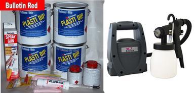 Plasti Dip Car Kits