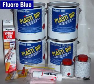 Plasti Dip Lge Car Kit Fl 3.78