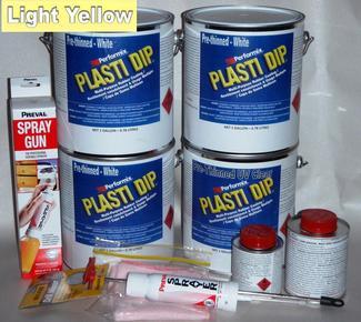 Plasti Dip Lge Car Kit 3.78 UV