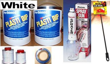 Plasti Dip Sml Car Kit 3.78UV