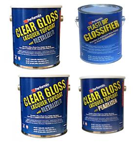 Plasti Dip Top Coats Enhancers