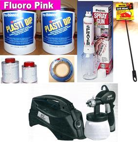 PDip Car Kit Small Fluoro + SG
