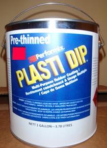 Plasti Dip Fluorescent 3.78 PT