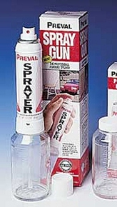Preval Portable Spray Units