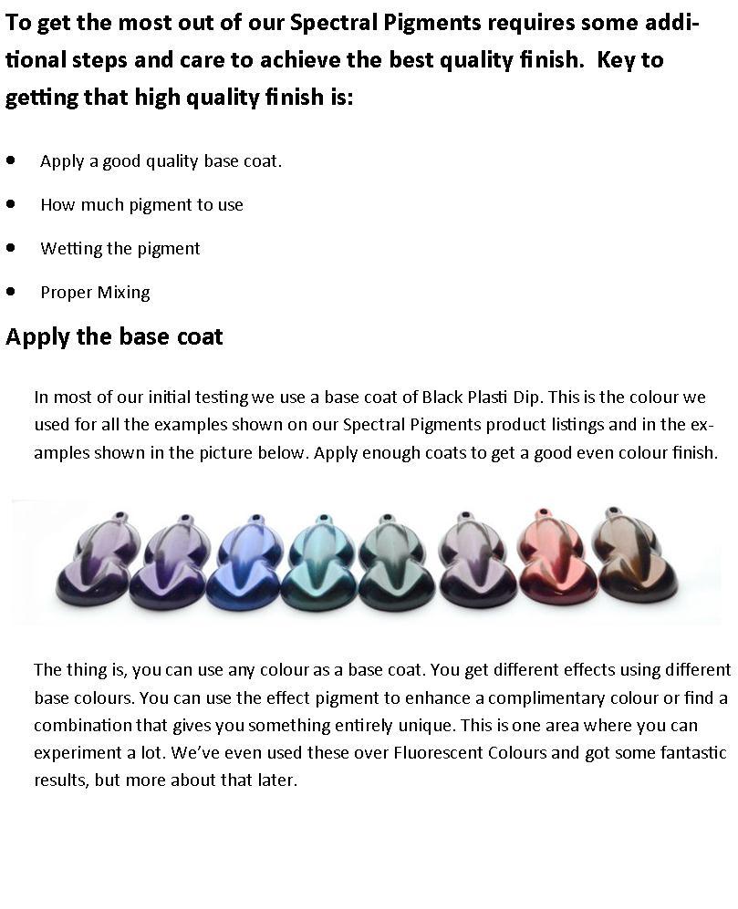 Pro Fx Spectral Pigments
