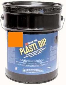 Orange Plasti Dip 18.9 ltr