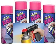 Bl Pink PD Aero 4 + Can Gun