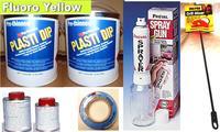 Fl Yellow PDip3.78 Sml Car Kit