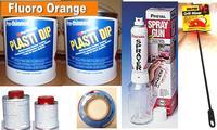 Fl Orange PDip3.78 Sml Car Kit