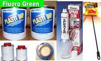 Fl Green PDip3.78 Sml Car Kit