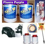 Fl Purple PD3.78Sml Car Kit+SG