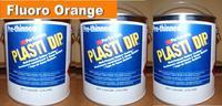 Fl Orange Pre-Thin Pdip 3x3.78