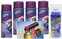 Bl Purple x 4 + 1 Gloss + Cgun