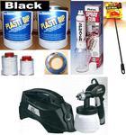 Black UV Sml Car Kit +SG
