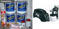 Gunmetal UV Lge Car Kit +SGun