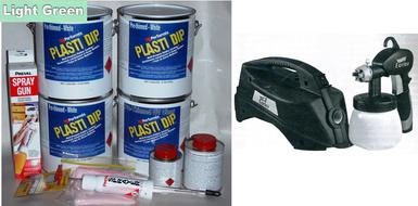 Product Details Lt Green Uv Lge Car Kit Sgun