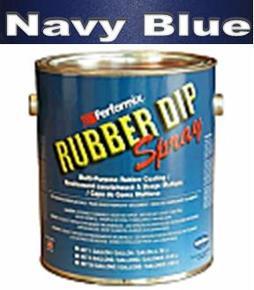 Navy Blue PDUV Pre-Thin 3.78