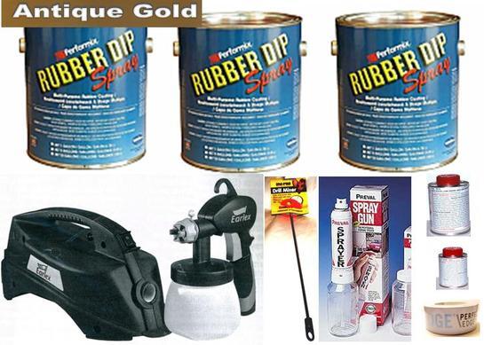 Product Details Vintage Gold Uv Med Car Kit Sg