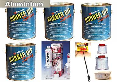 Aluminium UV Lge Car Kit