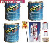 Fierce Pink UV Med Car Kit
