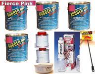 Fierce Pink UV Lge Car Kit