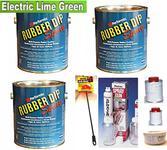 El Lime Grn UV Med Car Kit