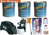 Koi Orange UV Med Car Kit +SG