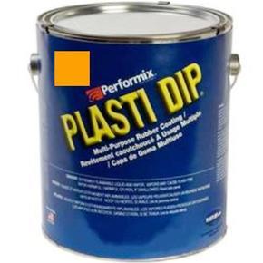 Fluoro Orange Plasti Dip 3.78