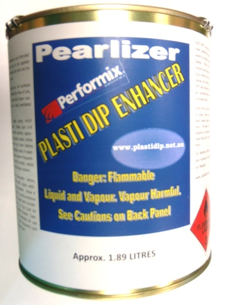 Product Details Pearlizer Top Coat 1 89 Ltr