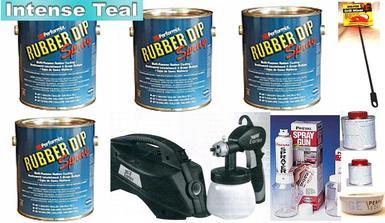Product Details Intense Teal Lge Car Kit Sg