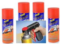 Hemi Orange PD Aero 4 +Can Gun