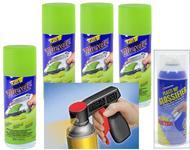 4xSublime Green 1xGloss PD +CG