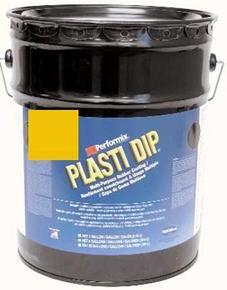 Yellow Plasti DipUV 18.9