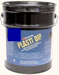 Fl Blue Plasti Dip 18.9 Ltr