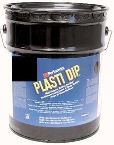 Black Plasti Dip UV 18.9 Ltr