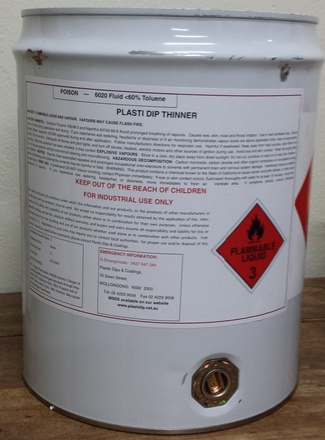 Product Details Thinners 20 Litre
