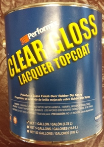 Gloss Top Coat PDip 3.78 ltr