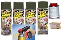 Camo Grn Aero Wheel Kit