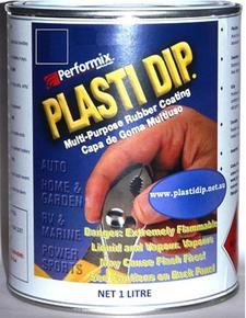 Clear Plasti Dip UV 1 litre