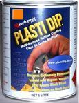 Fluoro Orange Plasti Dip 1 ltr
