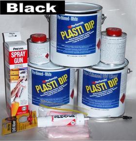 Black UV Med Car Kit 3.78