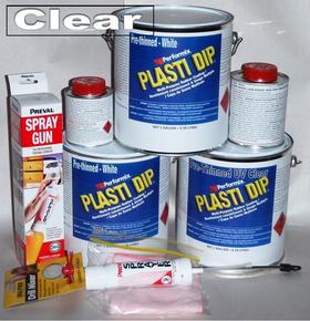 Clear Plasti DipUV Car Kit 3.7