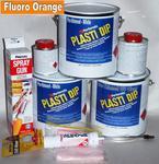 Fl Orange PD3.78 Med Car Kit