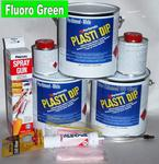 Fl Green PDip3.78 Med Car Kit