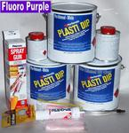 Fl Purple PDip3.78 Med Car Kit