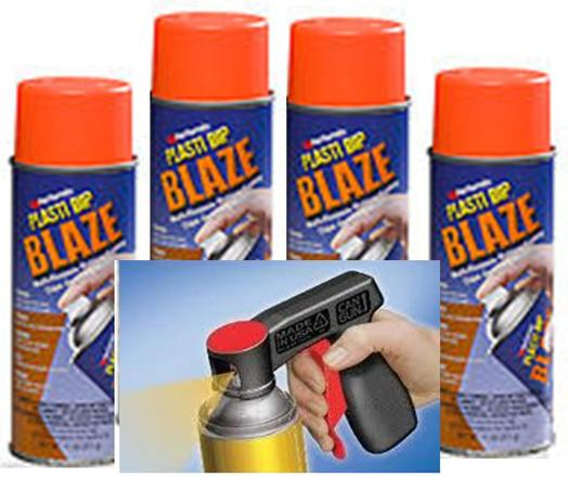 Product Details Bl Orange Aero 4 Can Gun