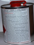 Wax & Grease Remover 4 ltr