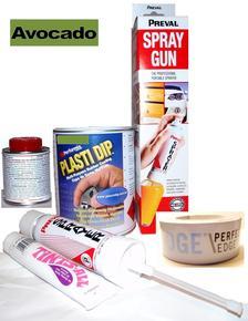 Product Details Avocado Pdipuv Wheel Kit 1ltr