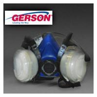 Med. Respirator dual cartridge