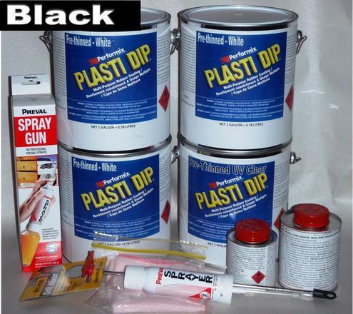 Product Details Black Uv Lge Car Kit 3 78